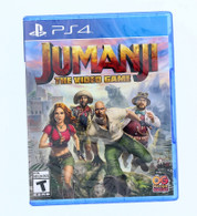 Jumanji The Video Game For PS4