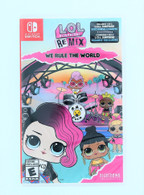 NINTENDO SWITCH GAME L.O.L. Surprise! Remix: We Rule The World