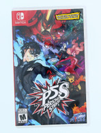 NINTENDO SWITCH GAME Persona 5 Strikers