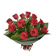 Adore - Bouquet of 12 Red Columbian Roses