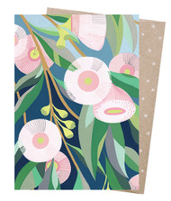 Flowering Gum Sympathy Card