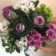 Onamental Kale Bouquet