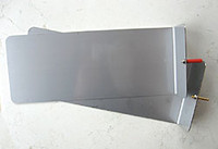 Stainless Steel Electrode Plates for Iontophoresis Treatment
