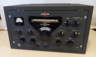 "Collins 75A-2 HF Receiver, high serial number with Filter deck for 75A-4 ""J"" type filters, in Excellent Condition #1291"