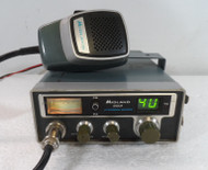 Midland 2001 Vintage 40 Channel AM CB Mobile Radio in Excellent Condition