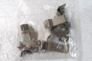 RL Drake L4-B Amplifier Original Chimney Clips for Chassis (set of 8)