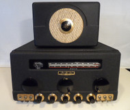 Hammarlund Pro-310, 1957 Communication Receiver in Collector Quality Condition with Matching Speaker #770