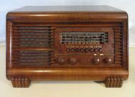 Philco Model 41-255T 1941 Table Radio in Beautiful Original Condition