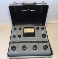 Collins 212Z-1 Portable Remote Audio Amplifier Very Nice, Very Rare!