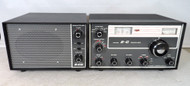 RL Drake 2-C, 5 Band Amateur Receiver with 2-AC / 2-NB, & 2-CQ Q-Multiplier Speaker, all in Collector Quality Condition