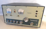 Heathkit KL-1 Chippewa HF Linear Amplifier with the Matching KS-1 Heavy Duty Power Supply Restored and Working Great