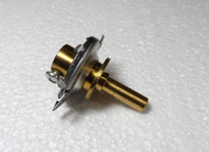 6 to 1 Reduction Drive  for  Amplifiers & Tuners, Fits 1/4 inch shaft