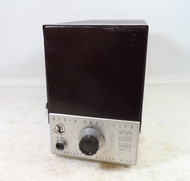 EF Johnson Viking Ten Watt Audio (Speech)  Amplifier in Excellent Original Condition For use with the Johnson KW Amplifier #176