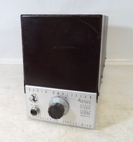 EF Johnson Viking Ten Watt Audio (Speech)  Amplifier in Very Good Condition For use with the Johnson KW Amplifier #88076