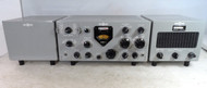Collins KWM-1 HF Transceiver with 516F-1 Pwr Supply & 312B-2  Speaker Console All in Like New  Collector Quality Condition