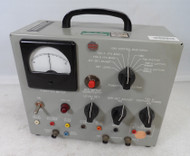 Collins Round Emblem Function 678Z-1 Test Set For  618T-1/2/3 in Excellent Condition with Power Cord.