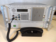 Rohde & Schwarz XK 852 C2,  150 Watt Sender / Empfanger Transmitter / Receiver  With  IN 852 C21,  Stromversorgung  Power Supply, Both in Excellent Condition