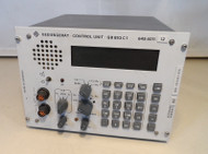 Rohde & Schwarz GB 853 C1 Remote Unit for the  XK 852 C2,  150 Watt Sender / Empfanger Transmitter / Receiver  in Excellent Condition