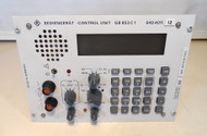 Reserved for Leonard N  Rohde & Schwarz GB 853 C1 Spare Control Unit for the  XK 852 C2,  150 Watt Sender / Empfanger Transmitter / Receiver  in Excellent Condition