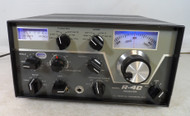 RL Drake R-4C  HF Receiver in Excellent Condition Working  # 25108