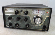RL Drake T-4XB Transmitter in Excellent Condition Working S/N 17522B