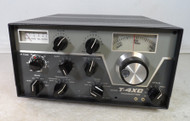 RL Drake T4X-C Transmitter in Excellent Condition Working S/N 29759