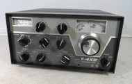RL Drake T4X-C Transmitter in Excellent Condition Working S/N 28066