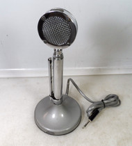 Astatic D-104 Non Amplified Desk Microphone wired for Collins & Drake in Excellent Condition