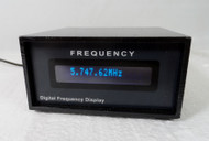 RL Drake Digital Frequency Display From Almost All Digital Electronics for Drake Twins R-4, R-4B, R-4C & T-4X, T-4XB, T-4XC  Series in Excellent Condition
