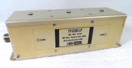 RL Drake TV-3300-LP Low Pass Filter Rated 1000 Watts continuous Duty Below 41 MHz