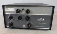 RL Drake RARE T-4 Reciter Transmit Add On for the R-4 & R-4A Receivers in Excellent Condition S/N 0256G