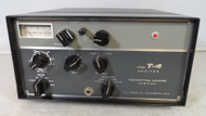 RL Drake RARE T-4 Reciter Transmit Add On for the R-4 & R-4A Receivers in Excellent Condition S/N 0100