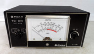 Swan WM-2000 HF Watt Meter with 200 / 1000 / 2000 Watt Scales in Very Good Condition