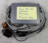 Eico 720 & 730 Receiver Interface, Antenna Relay & Receiver Mute Relay