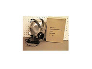 Military Grade HS-16/A 600 Ohm  Headphones New in the Original Package Unopened