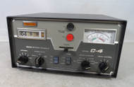 RL Drake C-4 Station Console in Very Good Condition Late S/N 500