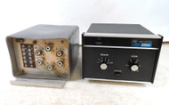 RL Drake CS-7 Station Coax Switch with Remote Antenna Selector and inside Radio Selector Switch in Excellent Condition S/N  203