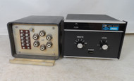 RL Drake CS-7 Station Coax Switch with Remote Antenna Selector and inside Radio Selector Switch in Excellent Condition S/N  231