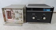 RL Drake CS-7 Station Coax Switch with Remote Antenna Selector and inside Radio Selector Switch in Very Good Condition S/N  519