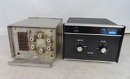 RL Drake CS-7 Station Coax Switch with Remote Antenna Selector and inside Radio Selector Switch in Very Good Condition S/N  1186
