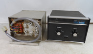 RL Drake CS-7 Station Coax Switch with Remote Antenna Selector and inside Radio Selector Switch Not Working for Parts or Repair S/N  970