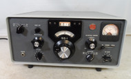Collins  51S-1 Round Emblem Communications Receiver in Excellent Condition with Cabinet  S/N 7651