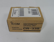 ICOM IC-718   CR-338  High Stability TXCO  Crystal Unit New in Box