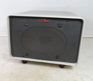 Collins 516F-2 Winged Emblem Cabinet with Metal Trim Ring in Good Condition with Speaker installed #1