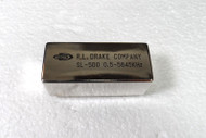 RL Drake TR-7 / 7A, R7 / R7A  SL-500,  500 Hz CW Filter NEW!