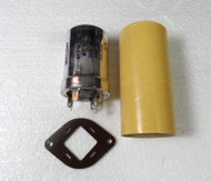 RL Drake R-4C Original Low Voltage Chassis Mounted Capacitor (Purchased New from Drake).