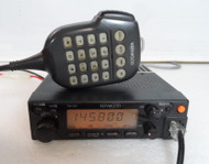 Kenwood TM-261A  2 Meter Mobile Transceiver Working Great