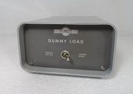 Collins Winged Emblem DL-1, 100 Watt Dummy Load in Nice Condition S/N 744