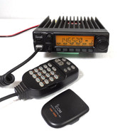Icom IC-2100H  Mil Spec 2 Meter Mobile Transceiver with Mobile Bracket in Excellent Condition