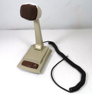 Heathkit HDP-242 Desk Microphone in Excellent Condition, Matches the SS-9000 and HW-5400